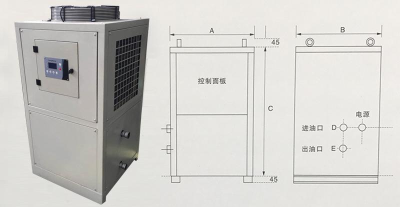 智能油冷机