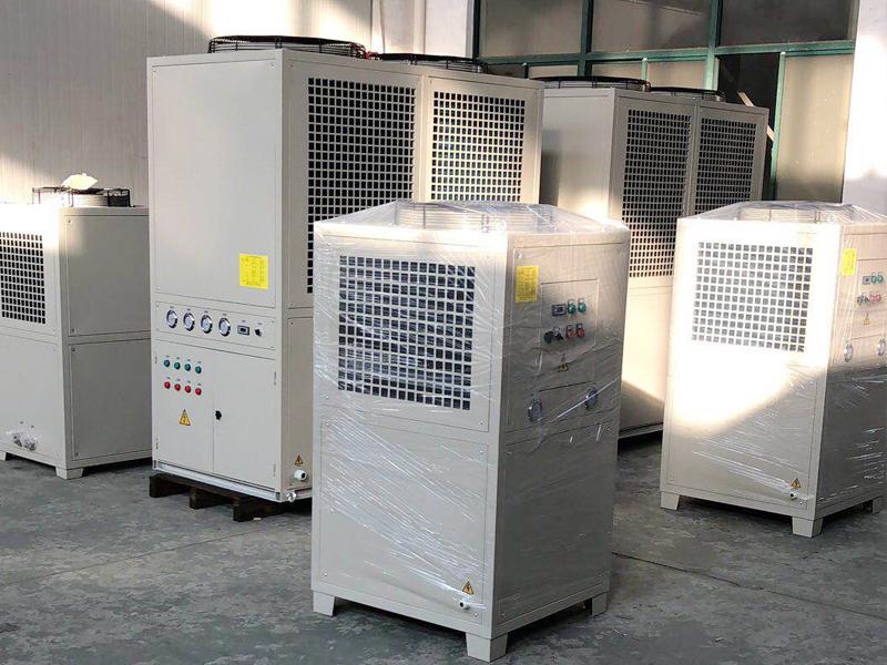 大功率油冷机