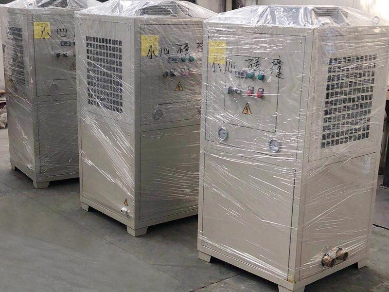 单机组油冷机