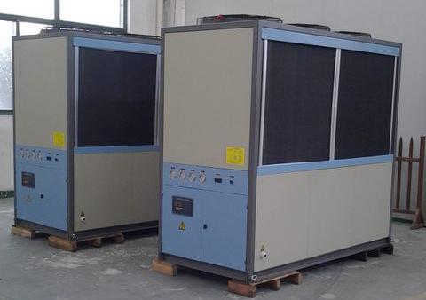 变频油冷机
