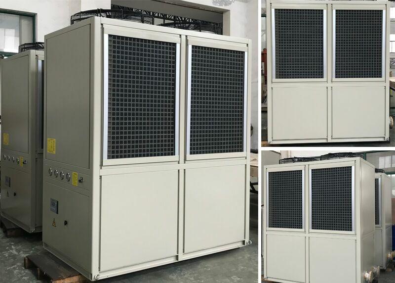 双机组油冷机