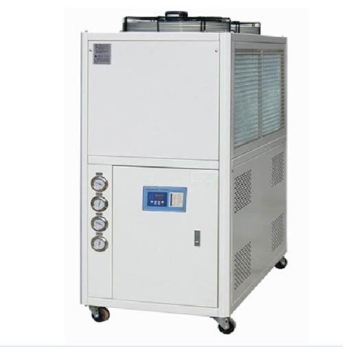 工业冷油机是怎样实现温度控制的?