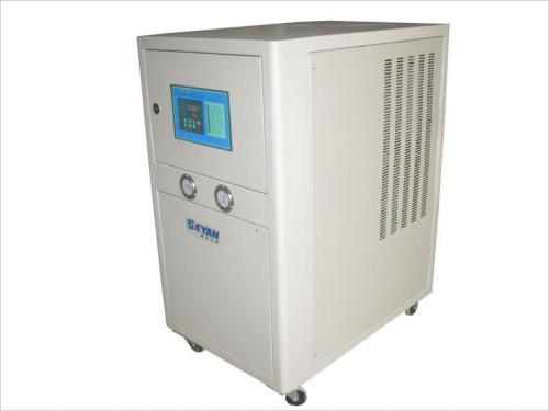 如何处理暂时不需要使用的油冷机?