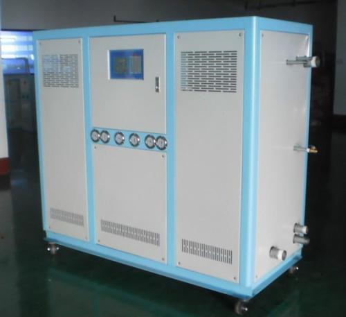 安装不合格的工业油冷机该如何处理?