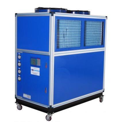 工业冷油机中有哪些部件需要进行定期清洗
