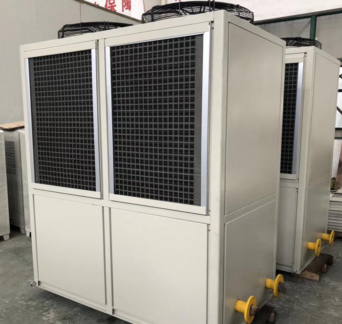 采用风冷式油冷机实现冷却的优点与弊端