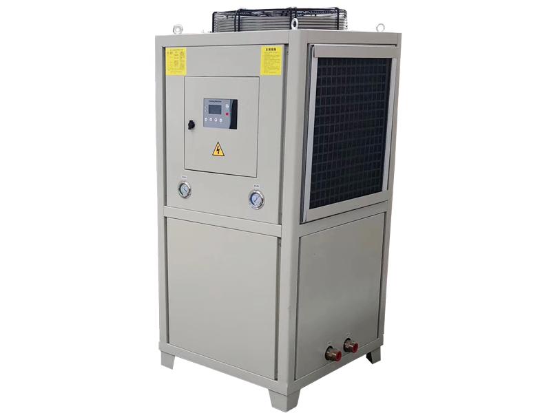 工业油冷机为什么会被称为环保型设备?