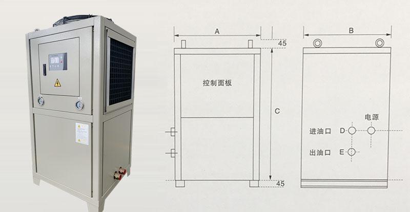 LYD150油冷机