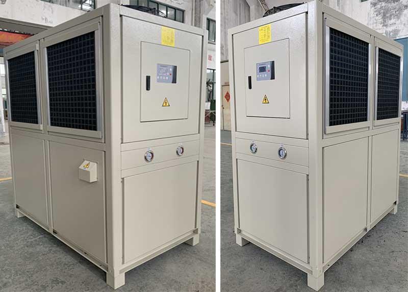 冬天如何清洗多功能冷油机?